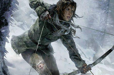 H Σιβηρία του Rise of the Tomb Raider.