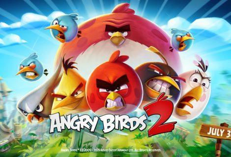 Τα Angry Birds επιστρέφουν στις 30 Ιουλίου!