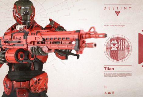Δείτε την συλλεκτική Destiny action-figure που είναι όλα τα λεφτά!