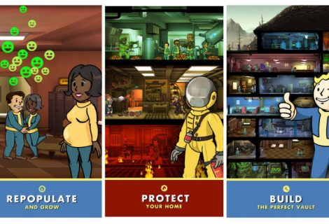 Το Fallout Shelter κυκλοφορεί τον Αύγουστο σε Android συσκευές!