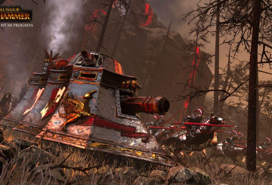 Δείτε το ΑΠΙΣΤΕΥΤΟ in-game engine trailer του Total War: Warhammer!