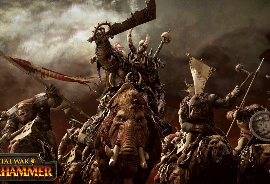 Απολαύστε 10 ολόκληρα λεπτά gameplay από το Total War: Warhammer!