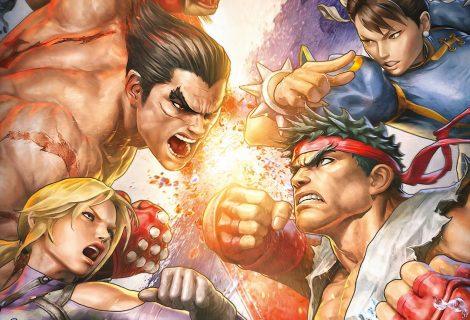 Το Tekken X Street Fighter είναι... ζωντανό!