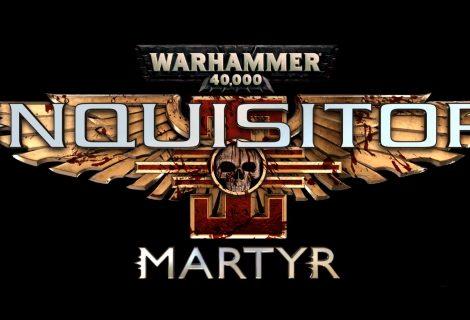 Πρώτες ματιές στο Warhammer 40K: Inquisitor Martyr!