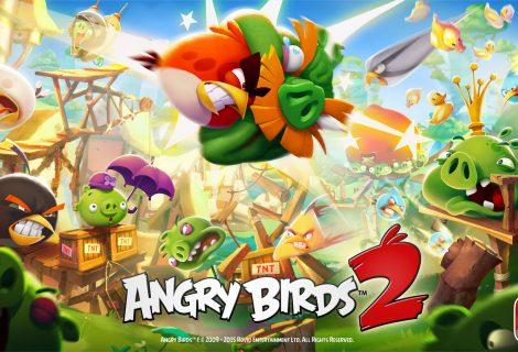 Χαμός με το Angry Birds 2... 10 εκατ. downloads σε 3 ημέρες!