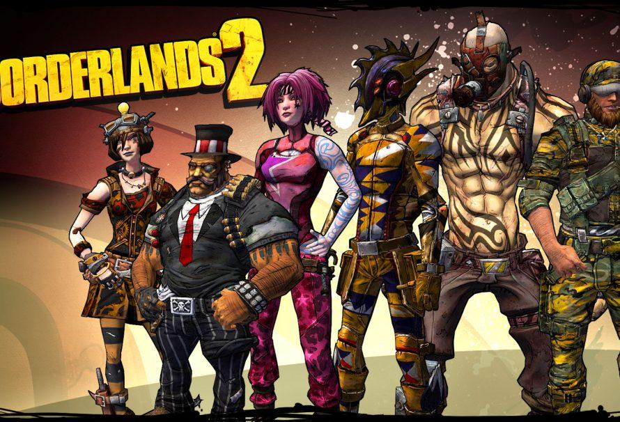 WOW! Το Borderlands 2 ξεπέρασε τα 22 εκατομμύρια copies παγκοσμίως!