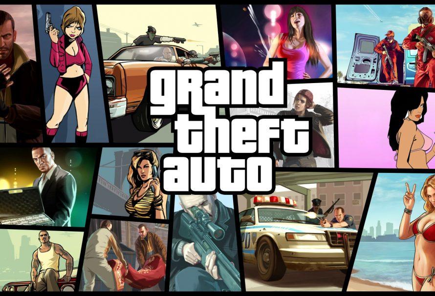 Το Grand Theft Auto franchise έχει πουλήσει παραπάνω από 220 εκατ. copies!