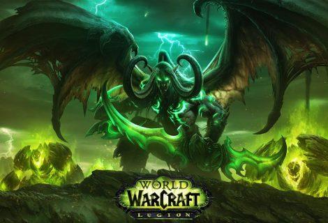 GAMESCOM 2015: Ανακοινώθηκε το Legion, το νέο expansion του WoW!