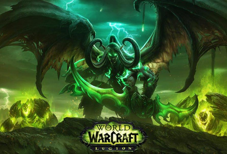 30 Αυγούστου το World of Warcraft Legion