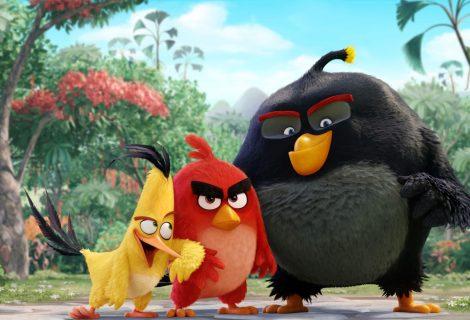 Δείτε το πρώτο trailer της ταινίας Angry Birds!