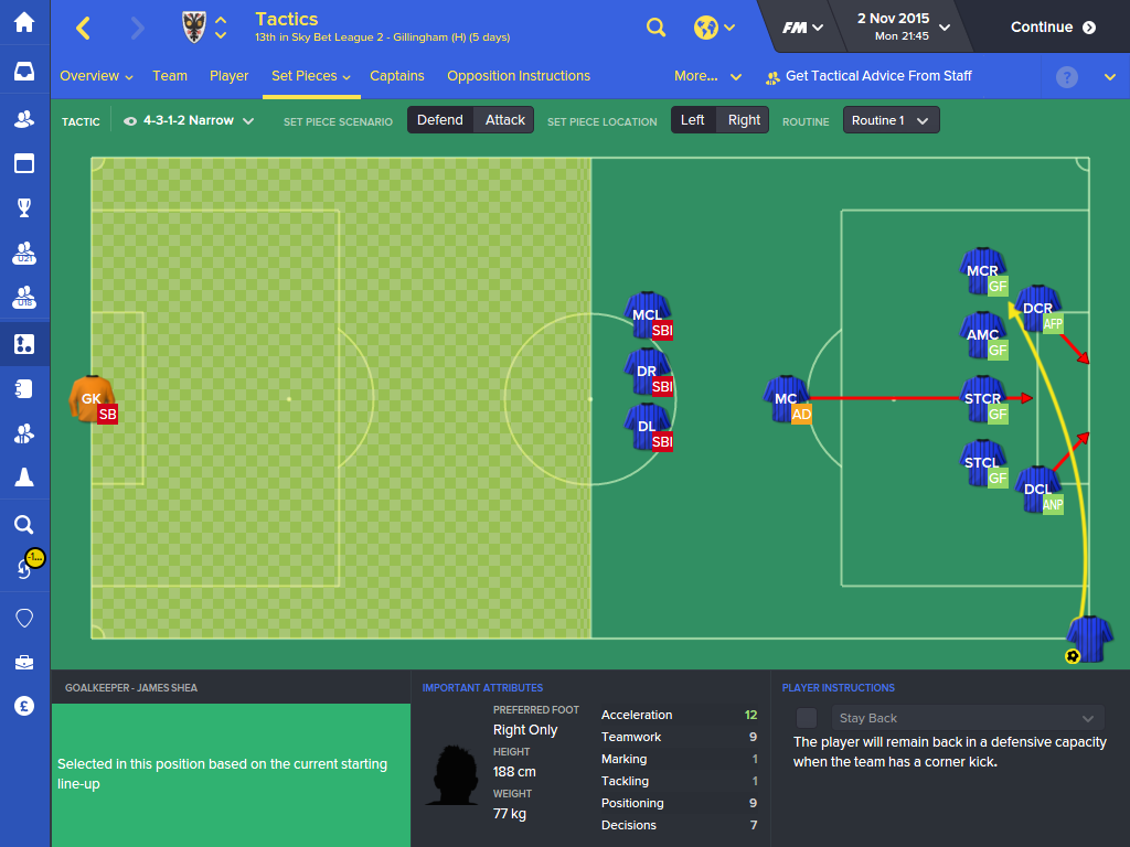 Football Manager 2016 2