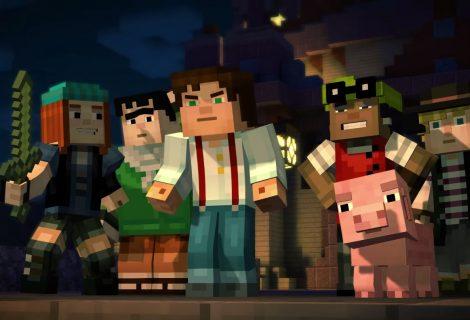Το Minecraft: Story Mode κυκλοφορεί στις 13/10!