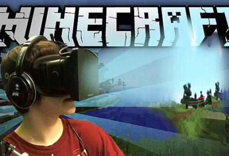 Minecraft + Virtual Reality. Το φλερτ καταλήγει σε γάμο!