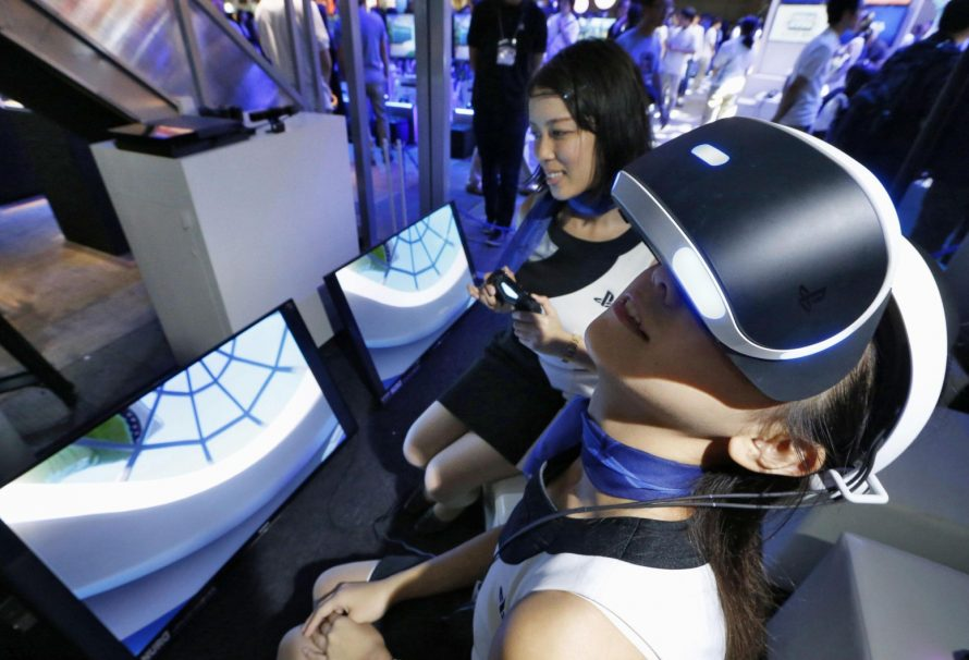 """H Sony πιστή στο """"όραμα"""" του virtual reality gaming… Ανακοίνωσε το PlayStation VR 2 για το PS5!"""