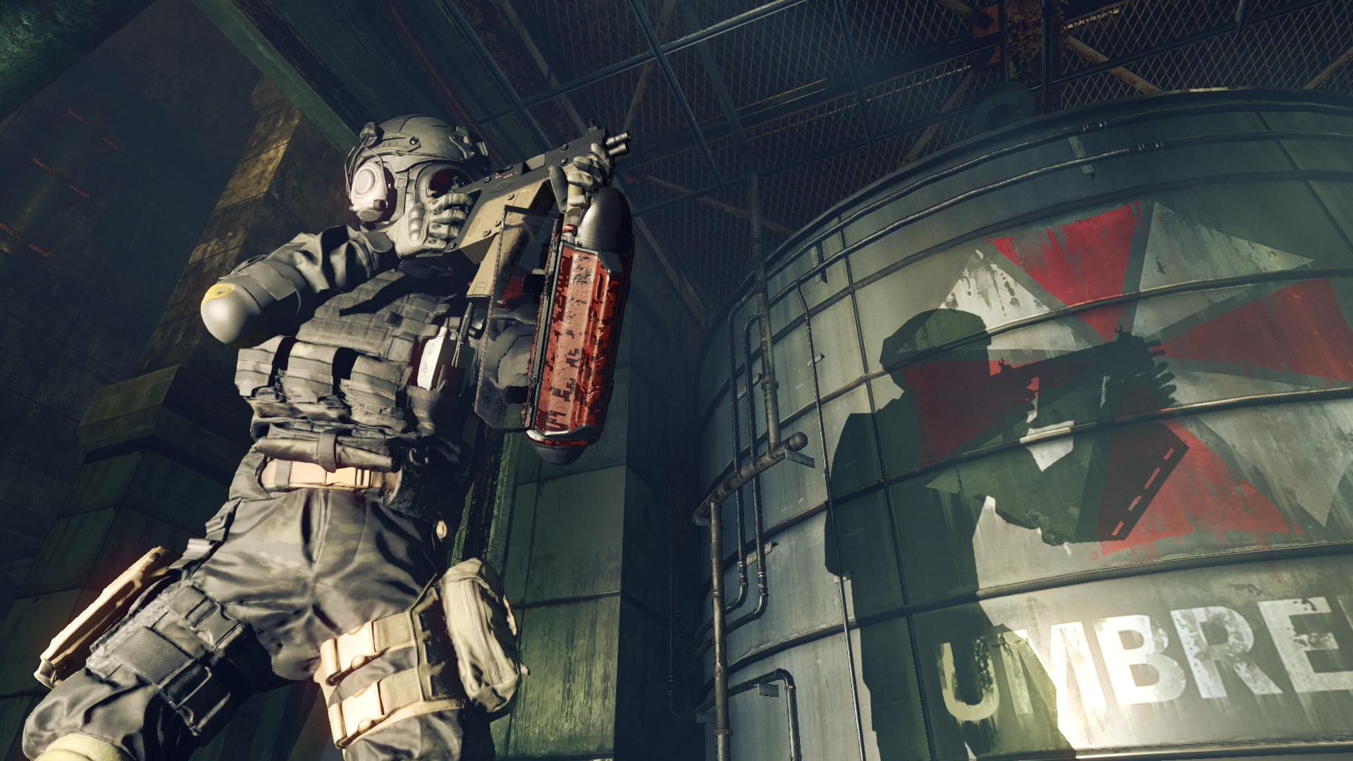 το Resident Evil: Umbrella Corps για PS4 και PC