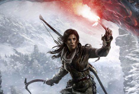 Το βίντεο λανσαρίσματος του Tomb Raider
