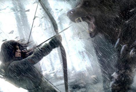 Κακό άνοιγμα το Rise of the Tomb Raider
