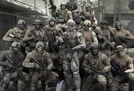 Δείγμα παιχνιδιού από το Metal Gear Online