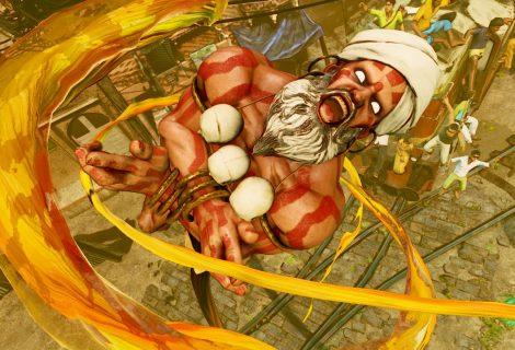 Ο Dhalsim πρωταγωνιστεί στο νέο εκρηκτικό trailer του Street Fighter V!