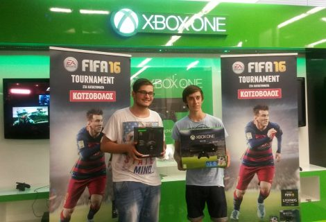 "To FIFA 16 ""σκοράρει"" στο Κωτσόβολος Tournament!"