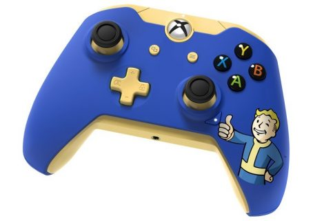 H Bethesda κυκλοφορεί limited edition Fallout 4 Xbox One controller!