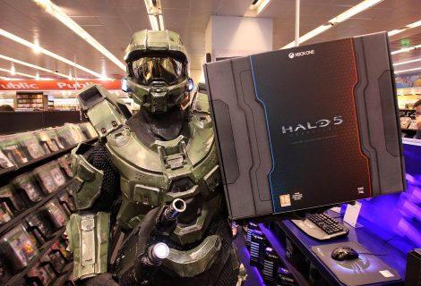 Halo 5: Guardians Greek launch event!