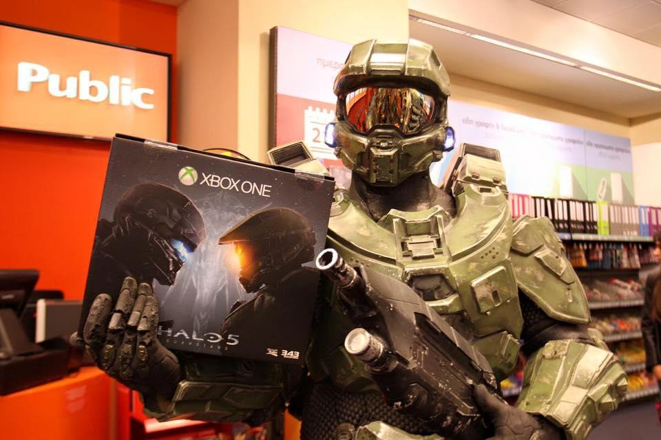 Halo 5 Guardians Greek Launch (10)