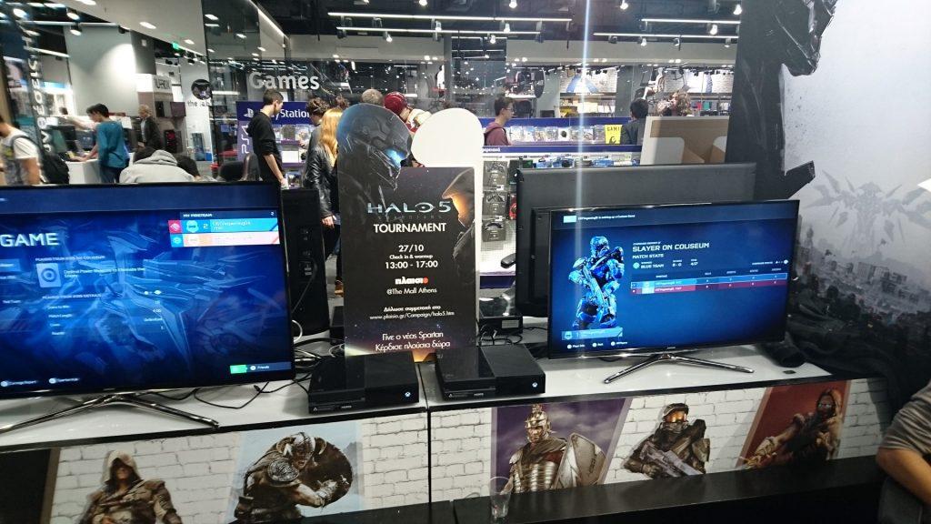 Halo 5 Guardians Greek Launch (8)