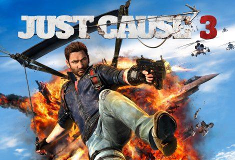 Στο νέο trailer του Just Cause 3, ο ήρωας Rico δίνει και πάλι... ρέστα!