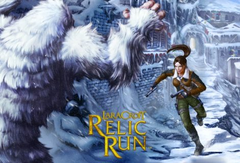 10 εκατομμύρια downloads το mobile game Lara Croft: Relic Run!