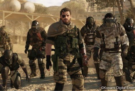 Η Konami απολογείται για το προβληματικό launch του Metal Gear Online!