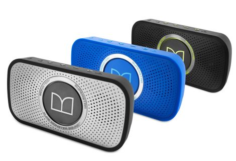 Monster SuperStar speaker και Monster Clarity earphones για crystal-clear ηχητική εμπειρία!