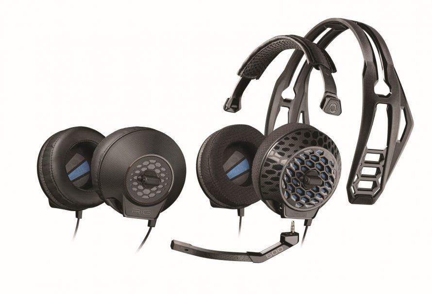 Gaming ακουστικά Plantronics RIG 500E για δυνατούς gamers!