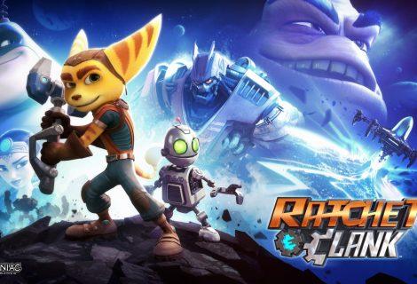 20 Απριλίου το νέο Ratchet & Clank
