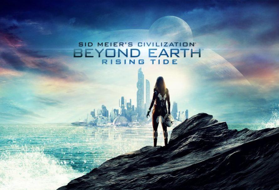 Κυκλοφόρησε το Rising Tide expansion για το Civilization: Beyond Earth!