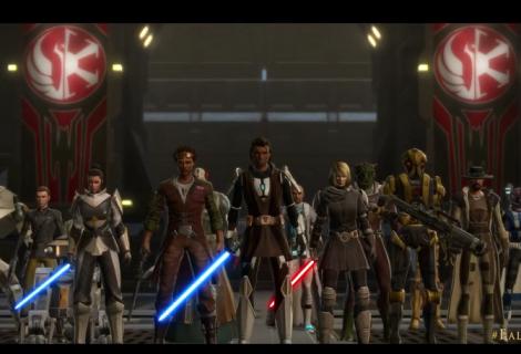 Star Wars The Old Republic: φρεσκάρεται στις 27 Οκτ