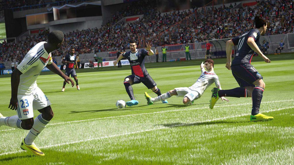 FIFA 16 BG