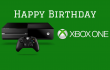Happy Birdthday Xbox One