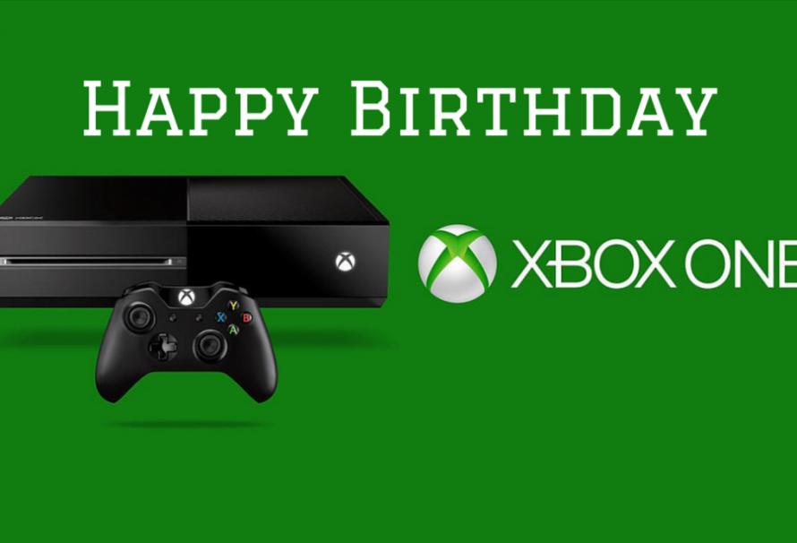 Happy Birthday Xbox One! Η κονσόλα της Microsoft γίνεται 2 ετών!