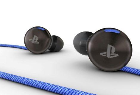 Νέα Sony in-ear ακουστικά αποκλειστικά για το PlayStation 4!
