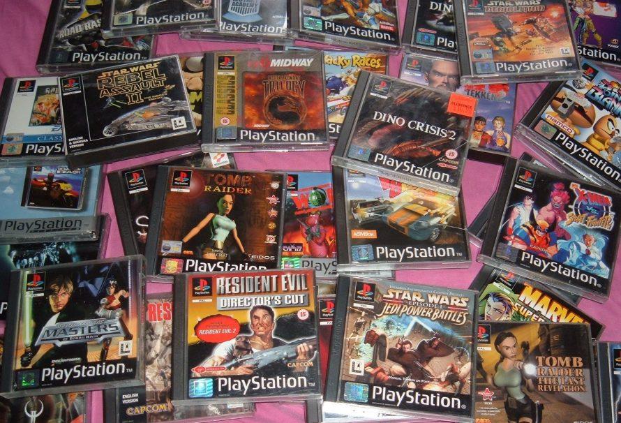 Τρελός συλλέκτης πουλάει 3.290 ιαπωνικούς τίτλους του PlayStation 1!