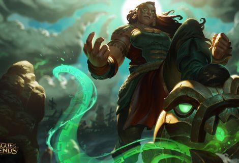 Illaoi, η νέα ηρωίδα του League of Legends