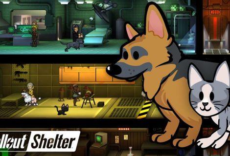 Το τελευταίο update του Fallout Shelter προσθέτει... κατοικίδια!