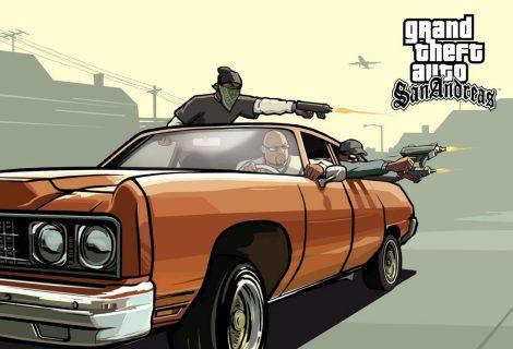 Το enchanced GTA: San Andreas κυκλοφορεί στο PlayStation 3!