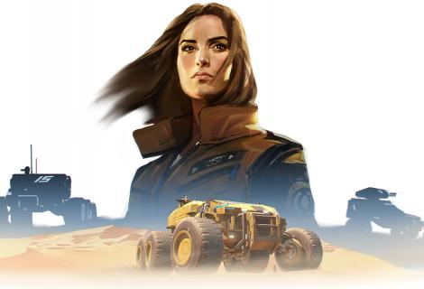 Ανακοινώθηκε το Homeworld: Deserts of Kharak και φαίνεται... έπος!