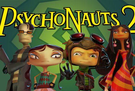 Psychonauts 2 release; Ευτυχισμένο το… 2019!