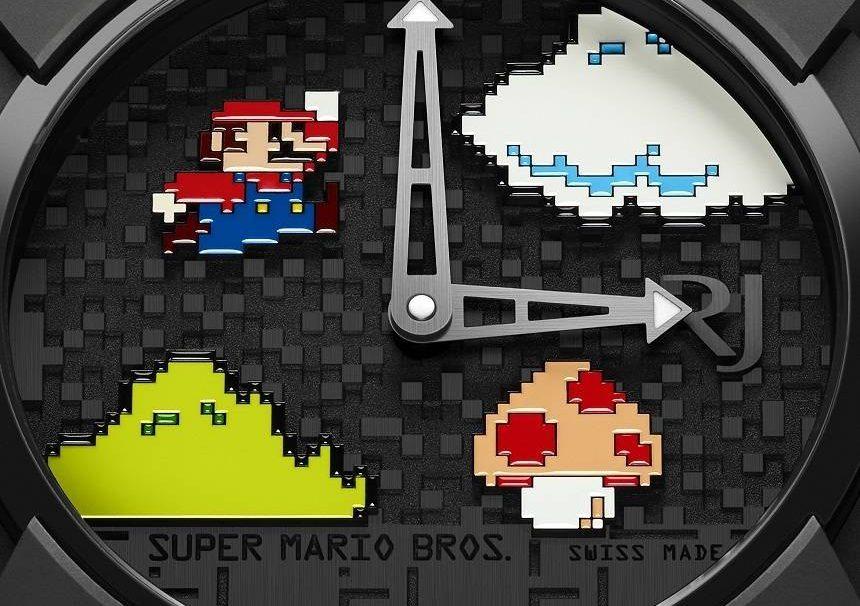Η Nintendo κυκλοφορεί σπάνιο ρολόι για τα 30 χρόνια του Super Mario!