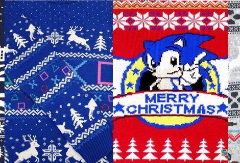 Gaming πουλόβερ Χριστουγέννων!