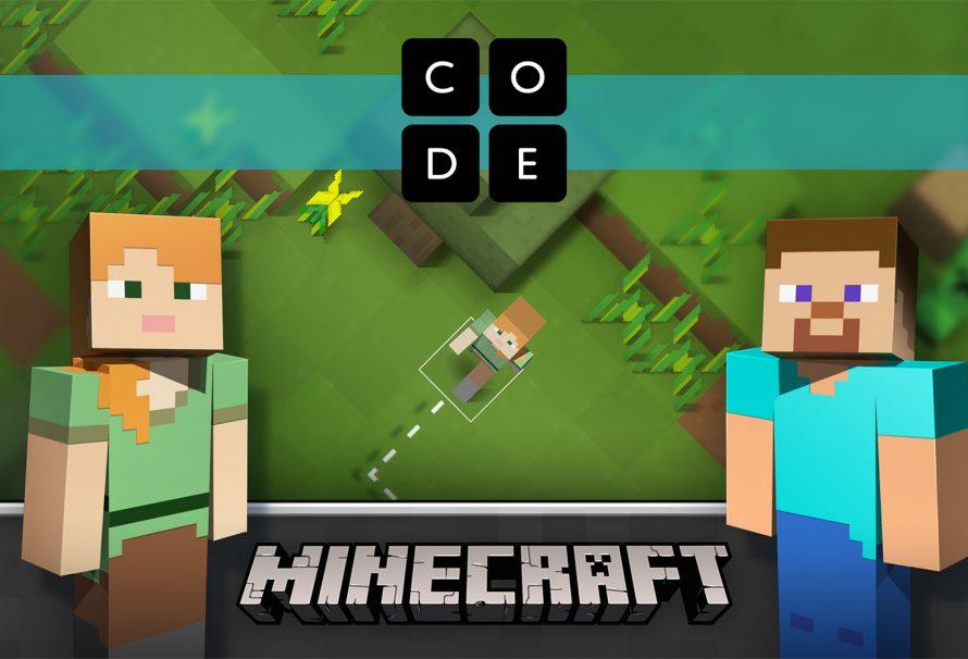 Minecraft και προγραμματισμός από τη Microsoft Ελλάς!