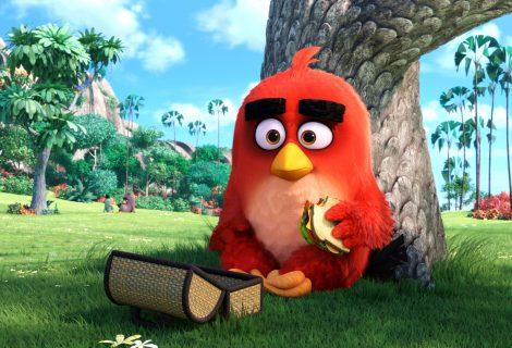 Το νέο trailer της ταινίας Angry Birds τα «σπάει»!